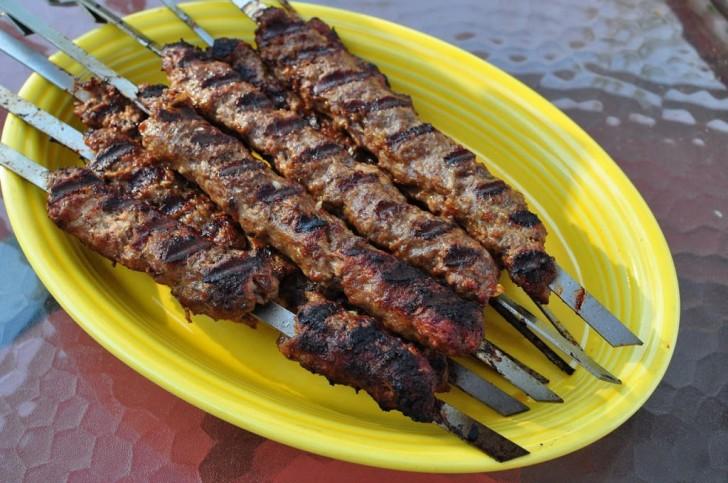Kofta-Kebabs