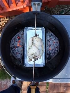 Ten Steps to Rotisserie Grilling
