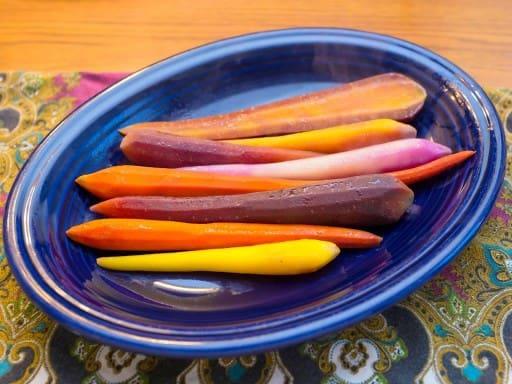 Sous Vide Carrots   DadCooksDinner.com