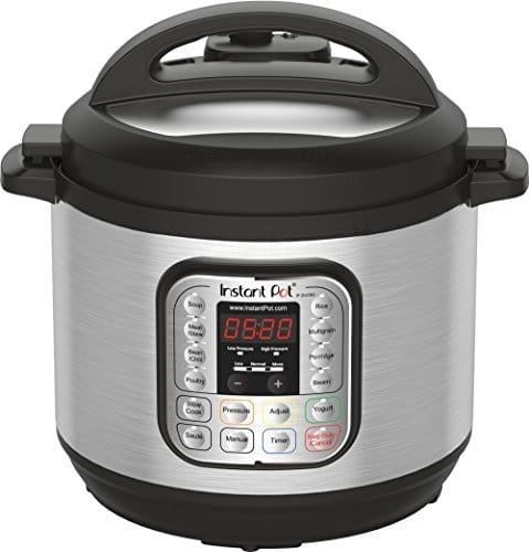8 Quart Instant Pot IP-DUO80