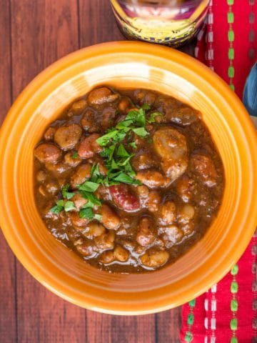 Pressure Cooker 15 Bean Chili