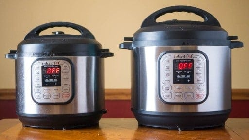 Electric Pressure Cookers - Instant Pot IP-DUO60 and IP-DUO80 | DadCooksDinner.com