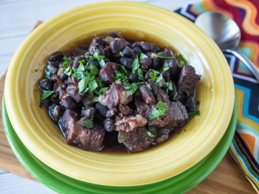 Pressure Cooker Feijoada | DadCooksDinner.com