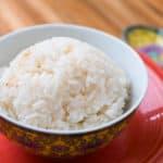 Pressure Cooker Coconut Rice   DadCooksDinner.com