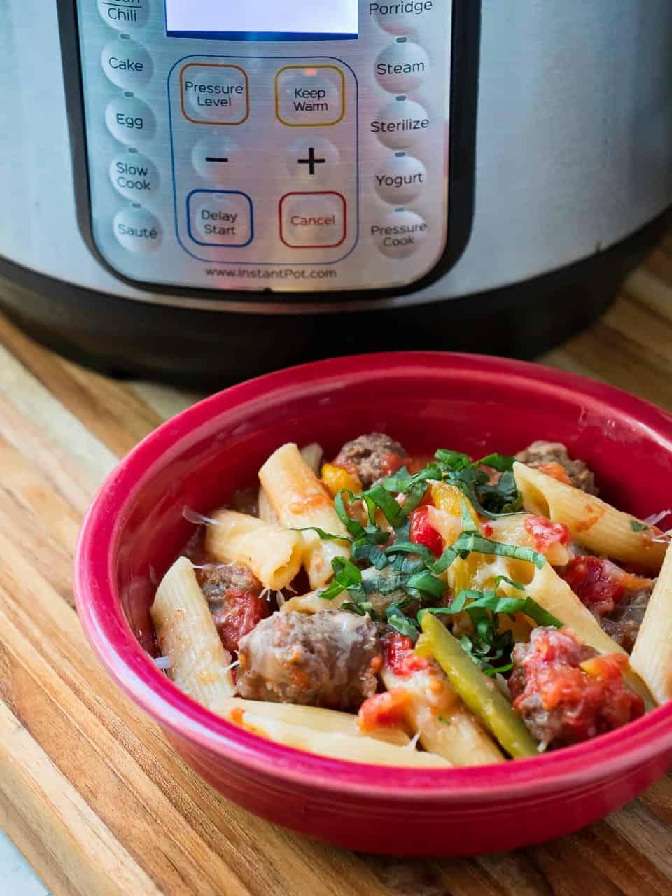 A Bowl of Pasta | DadCooksDinner.com