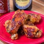 Pressure Cooker Asian Zing Wings (From Frozen) | DadCooksDinner.com