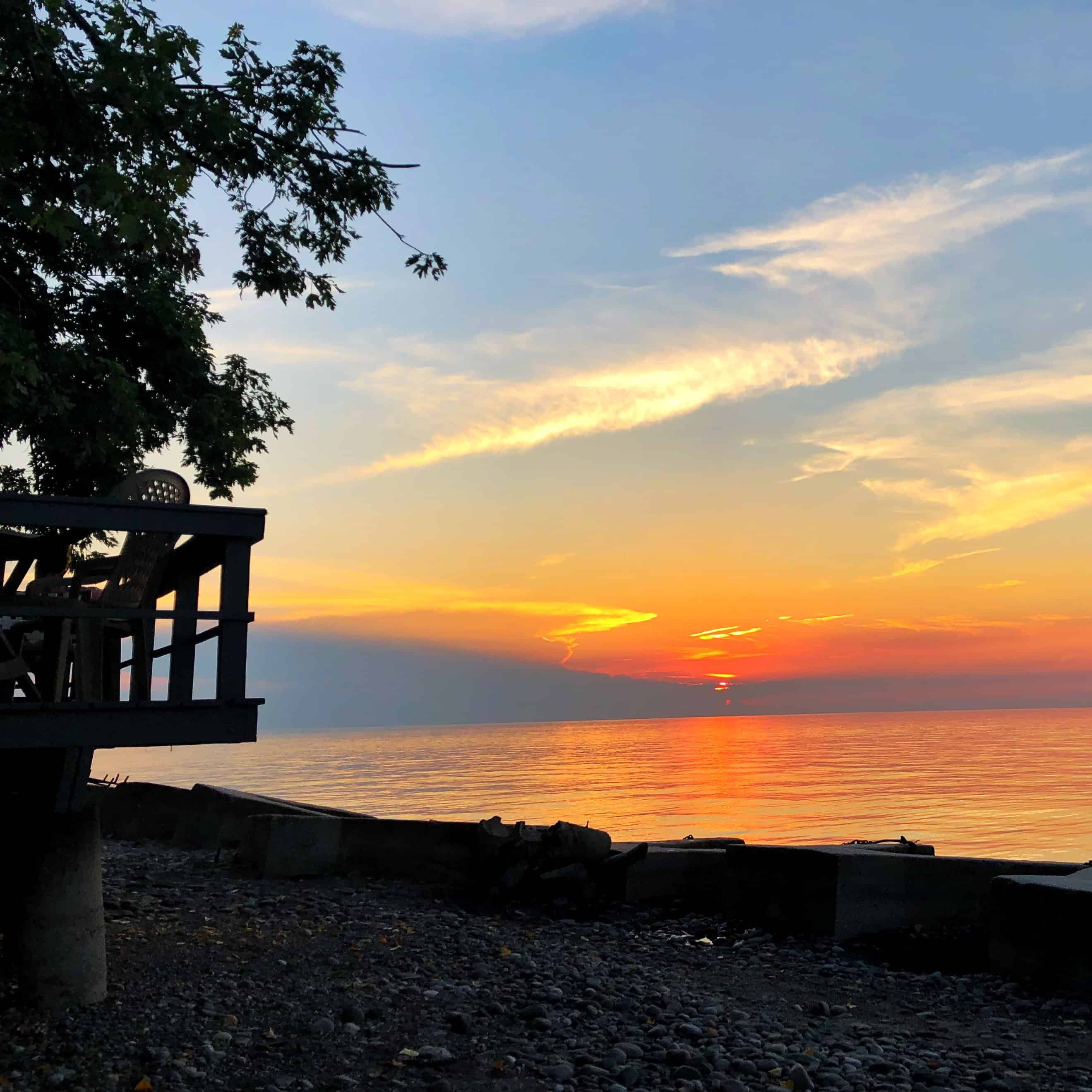 Lake Erie Vacation 2018